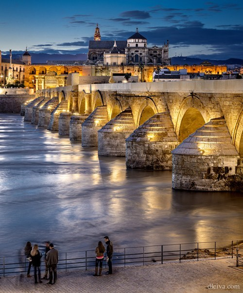europe Spain cityscape magical bridges - 7130667776