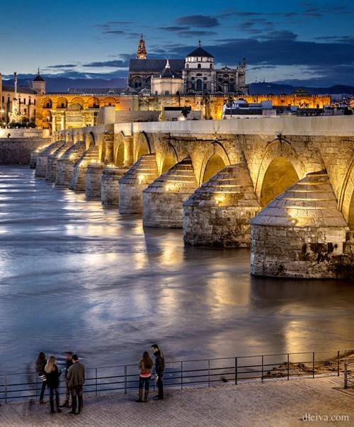 europe Spain cityscape magical bridges