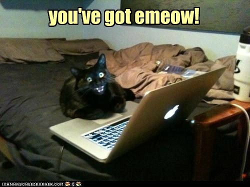 you've got emeow!