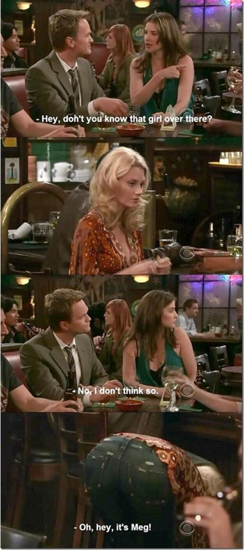 butt how i met your mother barney stinson faces