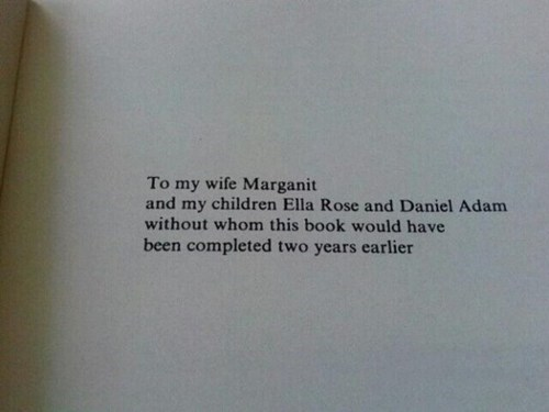 reading cute dedication books