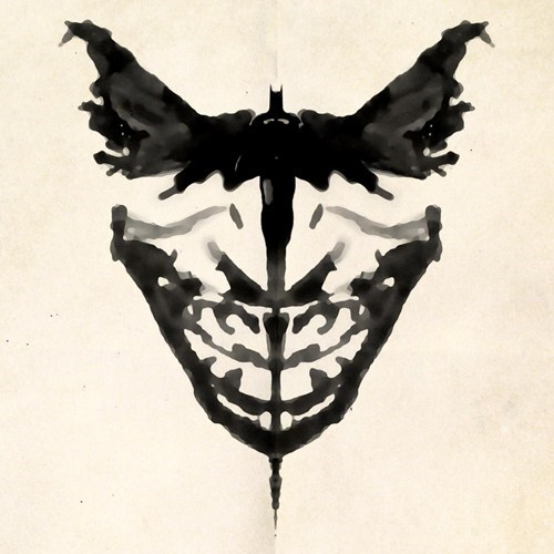 joker art batman rorshach - 7133385472
