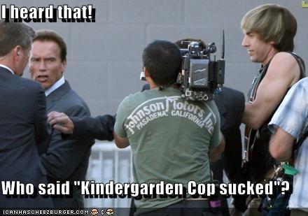 Arnold Schwarzenegger,Republicans,sacha baron cohen