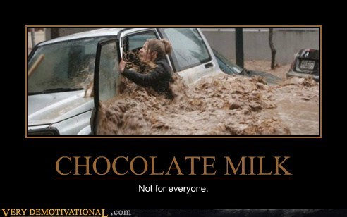 uh oh,chocolate milk,flood
