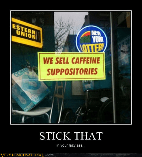caffeine,shop,wtf,suppository