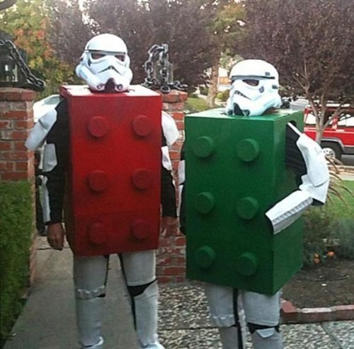 cosplay star wars legos costume stormtrooper