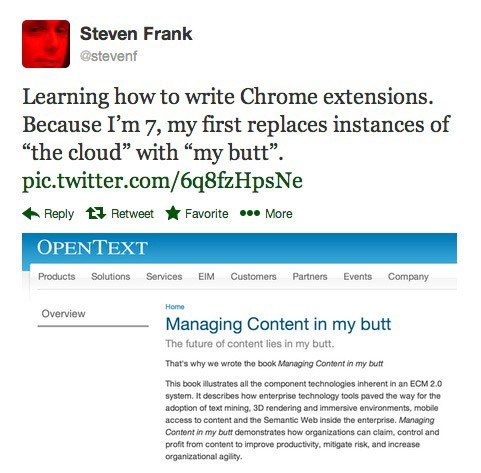 chrome extension,mature,cloud