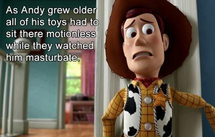 toy story,fapping,pixar,andy