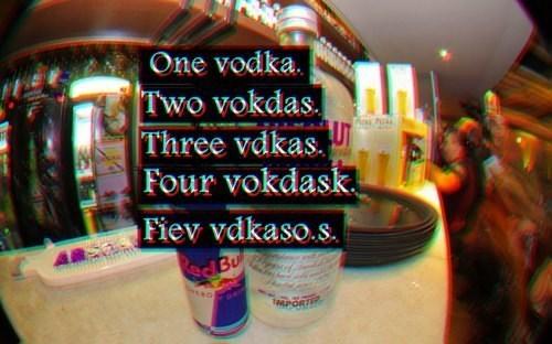alcohol vodka too drunk - 7135758592
