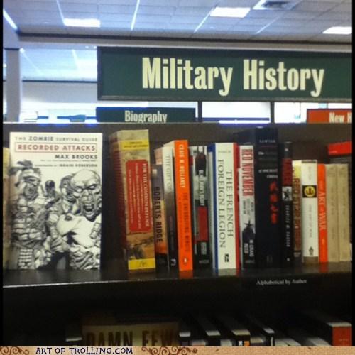 history books zombie - 7135824896