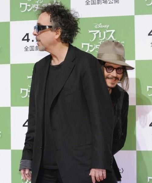 tim burton,Johnny Depp