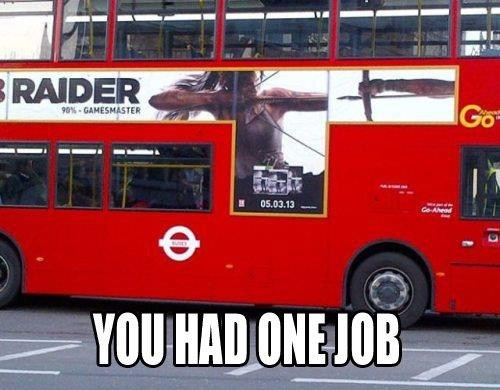 FAIL you had one job ads fail nation g rated - 7136035072