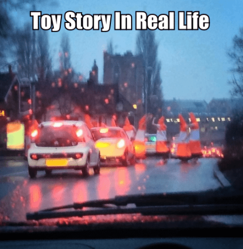 wtf toy story cars traffic - 7136036096