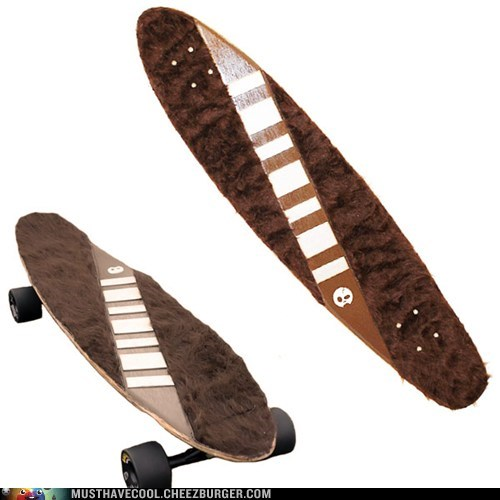 skateboards star wars chewbacca - 7136045312