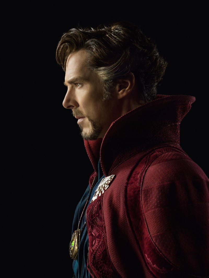 list movies superheroes doctor strange concept art