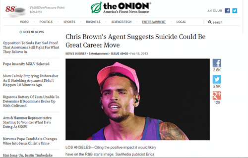 Chris Brown Could Finally Make a Decision That I Support