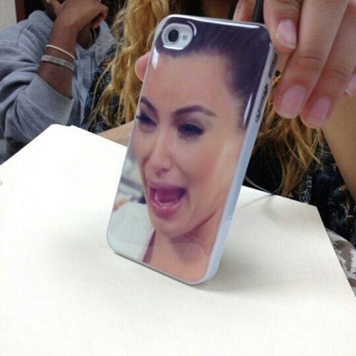 upset iphone case kim kardashian g rated AutocoWrecks - 7138214144
