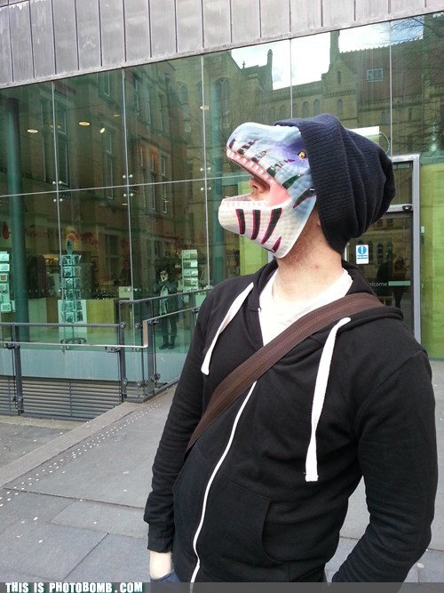 mask,dinosaurs