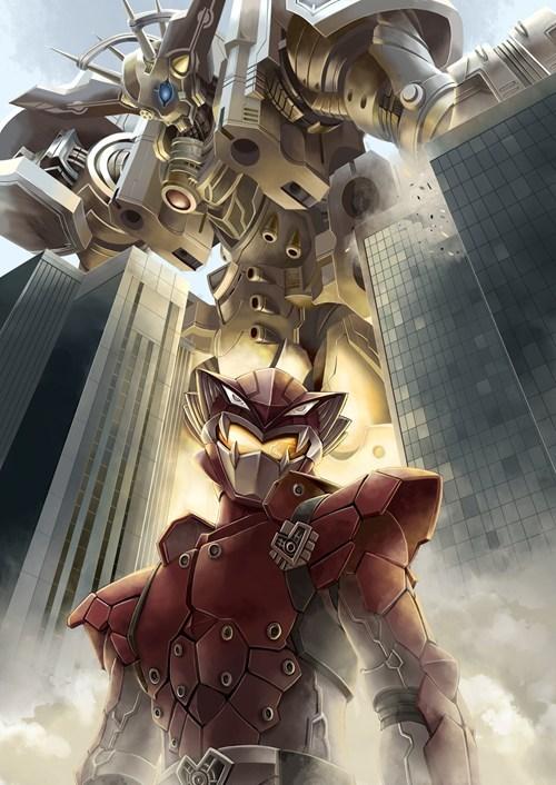 Super Sentai art awesome - 7138477568