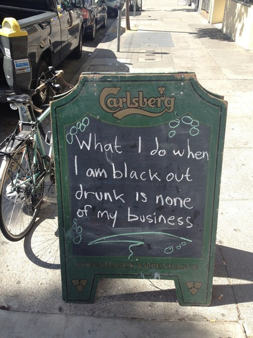 bars blacked out chalkboards - 7138478080