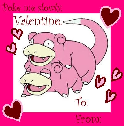 slowpoke holidays Valentines day - 7138552576