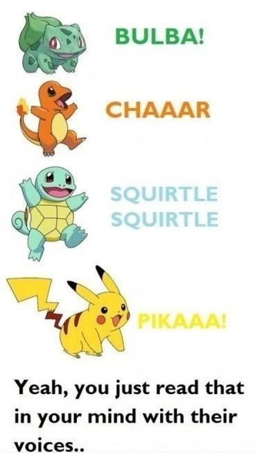 Pokémon starters - 7138559488