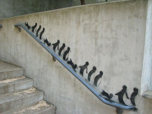 Street Art graffiti hacked irl - 7138599936