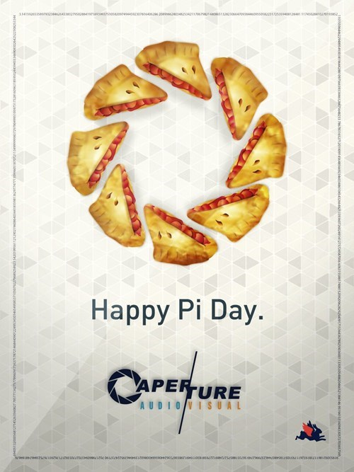 Pi Day,pi,pie,Portal