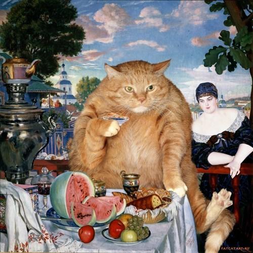 Cat - TATCATART RU