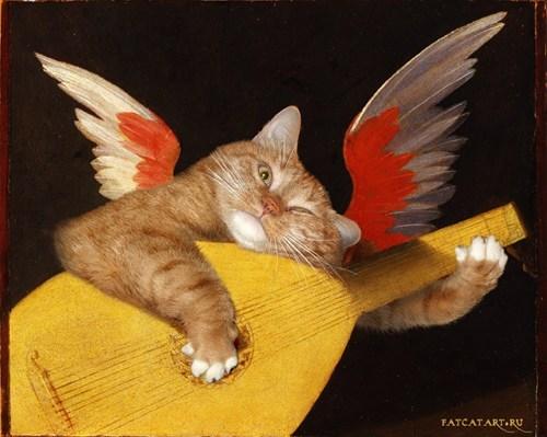 Cat - FATCATART RU