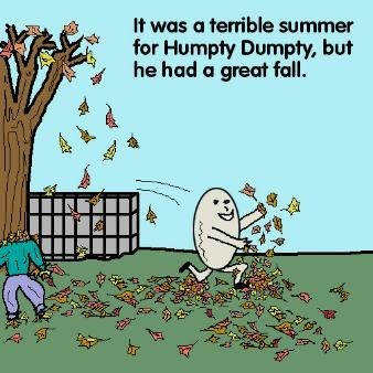 great fall humpty dumpty