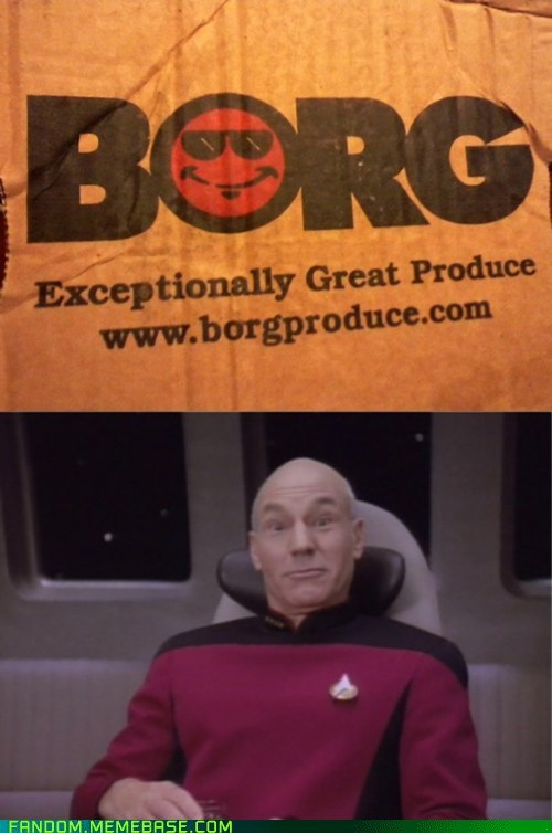 borg Star Trek - 7138897664