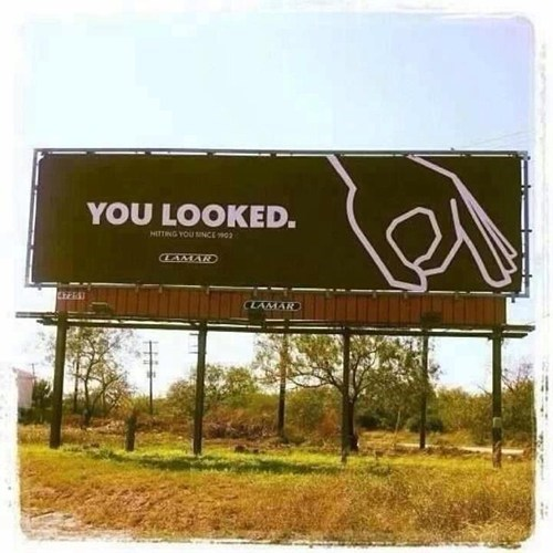ouch advertisement billboard g rated win