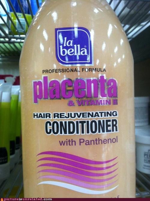 placenta grocery shampoo - 7139312896