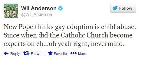 the pope twitter catholics - 7140392192