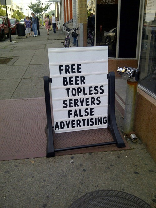 bar,chalkboards,free beer