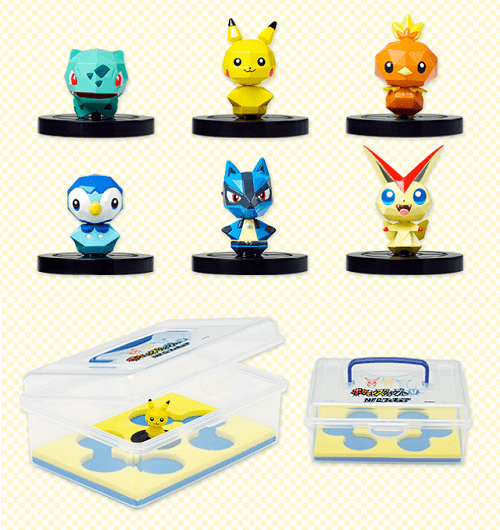 rumble U Pokémon wii U figurines nintendo - 7140520192