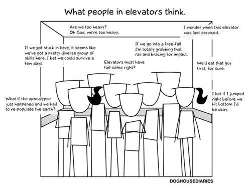 elevators doghouse diaries comics - 7140528640