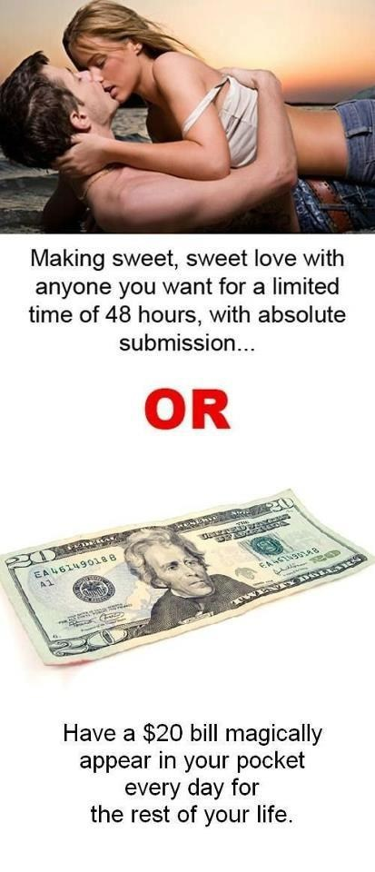 choose wisely,decisions,sexytime,money,dating fails