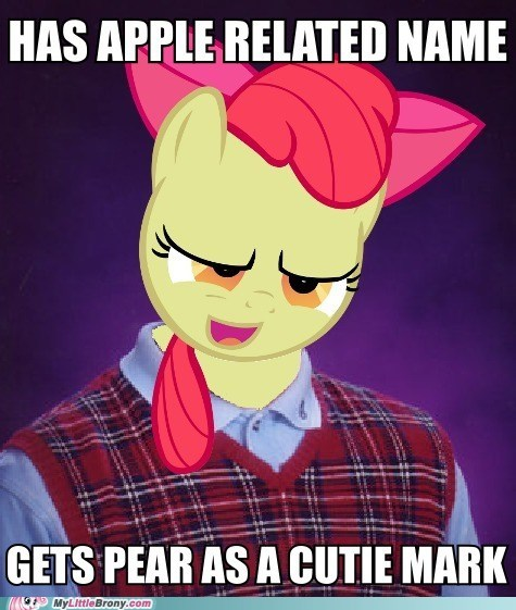 apple bloom bad luck brian Memes good guy operator - 7140731136