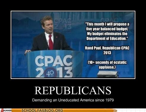 education idiots politics - 7140758016