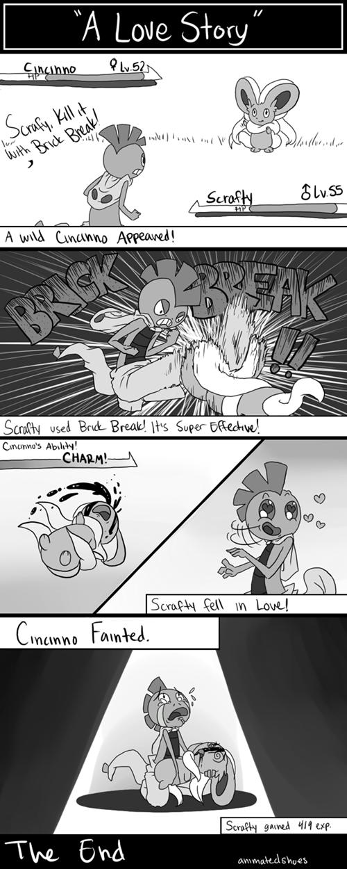 Battle scrafty comics love story cincinno - 7140876800