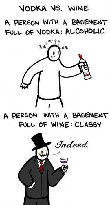 comics wine vodka - 7140890368