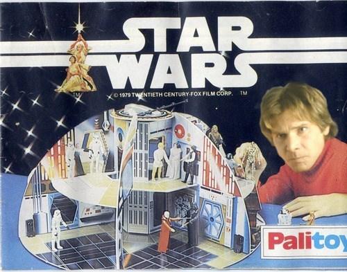 star wars toys Death Star Han Solo Harrison Ford - 7141152000