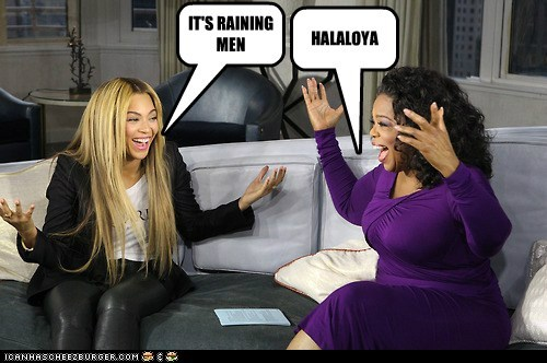 IT'S RAINING MEN HALALOYA