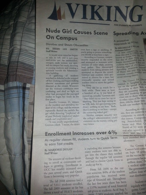 headline coincidence newspaper - 7141455616