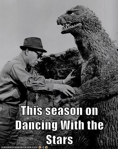 This season on Dancing With the Stars