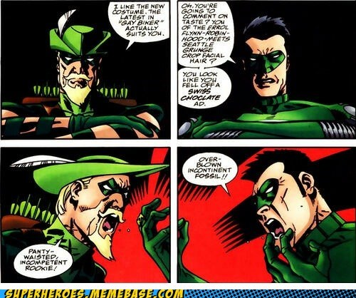 off the page green arrow Green lantern - 7142003456