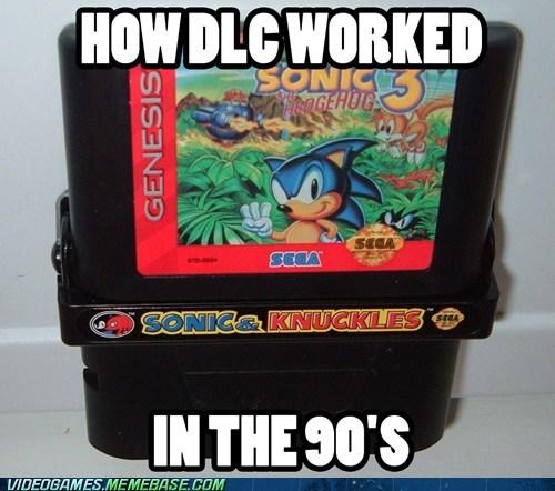 nostalgia sega DLC sonic - 7142217216