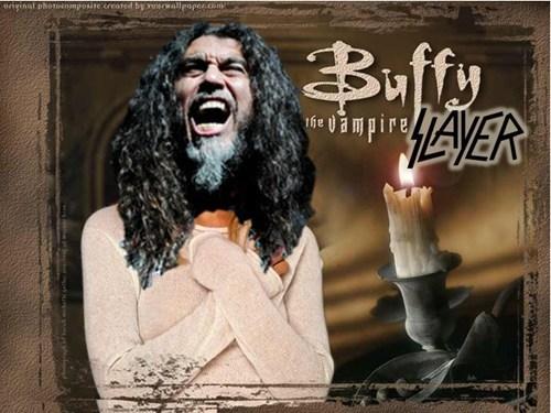 mashups slayer Buffy the Vampire Slayer - 7142854144